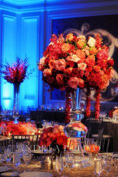 #tabledecorations #floral #wedding #reception