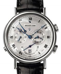 Breguet   Classique Le Réveil du Tsar   White Gold   Watch database watchtime.com $38k