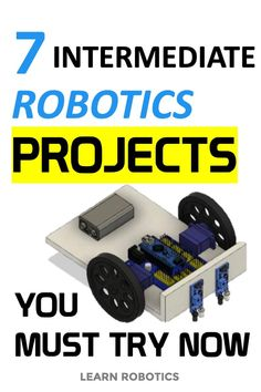 Add Features to Your Arduino Robot - All Things Arduino - Cool Arduino Projects, Robotics Projects, Diy Projects, Learn Robotics, Arduino Programming, Diy Robot, Technology World, Robot Design, Gaming Computer