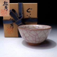 CM1: Vintage Japanese Sake cup of Kyo ware, by famous potter, Toshihide kuroki | Antiques, Asian Antiques, Japan | eBay!
