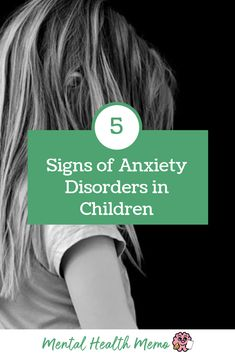 Children experience mental illnesses too! In this article I discuss the potential signs that your child has symptoms of an anxiety disorder Teen Mental Health, Mental Health Recovery, Mental Health Support, Mental Health Problems, Mental Health Awareness, Signs Of Anxiety, Anxiety Tips, Stress And Anxiety, Mental Illness In Children