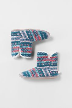 Women's Snooze Booties  #SeasaltComfortAndJoy