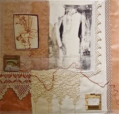 clare murray adams - collage