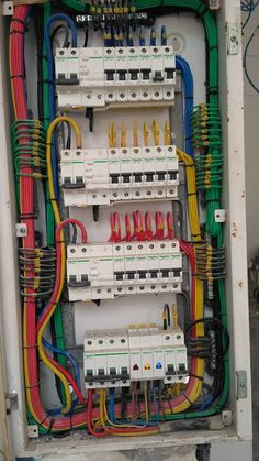 11 Best Electrical Control Panel Images
