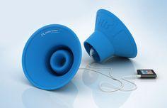 haut-parleurs pour ipod