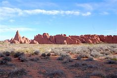 Backpacking in Arches National Park currently is banned while a natural resources impact study is prepared, and the Devils Garden Campground will be closed from March through October due to road work in the park/Kurt Repanshek
