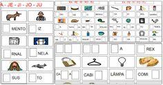 Vamos trabalhar a sílaba faltosa com alunos das series iniciais. (Atividades com sílabas simples: Escrevendo a silaba faltosa)..