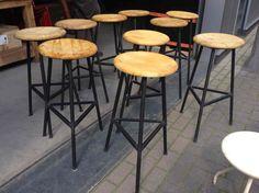 industrial bar stool 77 cm