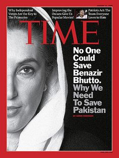 Benazir Bhutto | Jan. 14, 2008