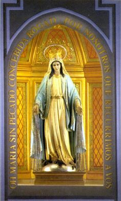 Virgen Maria.