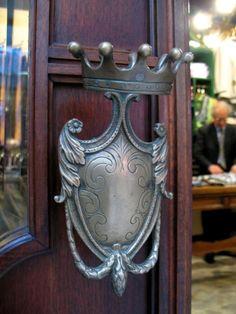 Door knocker by yolanda