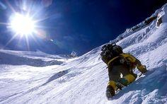 Climbing Everest - Telegraph