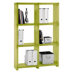 Original Cubitec Shelving, 1 Kit at SmartFurniture.com
