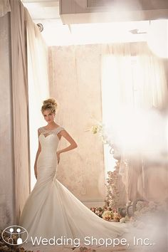 Bridal Gowns Mori Lee 2612 Bridal Gown Image 1