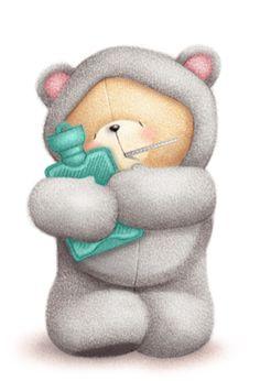 Teddy Bear - Forever Friends Cute Cartoon Pictures, Cute Images, Cute Pictures, Tatty Teddy, Cartoon Drawings, Cute Drawings, Celebration Love, Teddy Bear Pictures, Classroom Art Projects
