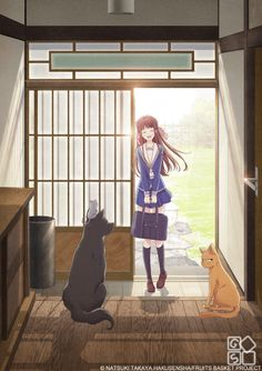 New Fruits Basket Anime to Debut in Staff and Visuals Revealed - Obst
