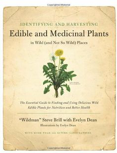 "Read ""Identifying & Harvesting Edible and Medicinal Plants"" by Steve Brill available from Rakuten Kobo. Identifying and Harvesting Edible and Medicinal Plants in Wild (and Not So Wild) Places shows readers how to find and pr. Herbal Remedies, Health Remedies, Home Remedies, Natural Remedies, Natural Treatments, Healing Herbs, Medicinal Plants, Natural Healing, Holistic Healing"