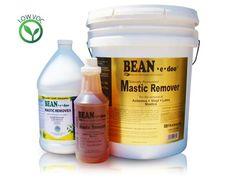 Bean-e-Doo Mastic Remover