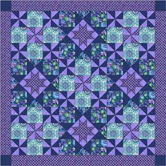 Beaquilter: EQ7 Tutorial Tuesday- creating quilt from block