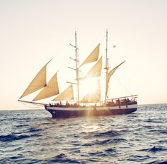 sail ship | happily grey