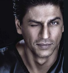 Shahrukh Khan: he is a charming devil, he knows it and loves it.