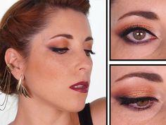 look maquillage automne (2014)