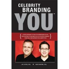 Celebrity Branding You: A Revolutionary System for Entrepreneurs and Professionals to Become the Go-To-Expert, Dominate Your Field and Eliminate the Competition. Nick is a great guy: sharp, creative, and he's a marketer. (OK, he's an attorney too, but you'll STILL love the guy!)  http://www.amazon.com/Celebrity-Branding-You-Nick-Nanton/dp/0983947074/ref=as_li_wdgt_ex?=wsw=personmarket-20