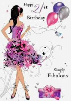 Trendy Happy Birthday Wishes Messages 14 Ideas Happy 21st Birthday Wishes, Happy Birthday Daughter, Birthday Wishes Messages, Birthday Blessings, Happy Birthday Pictures, 21 Birthday, Funny Birthday, Birthday Cards, Google Search