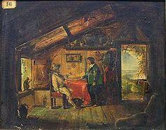 Clerion, Atelier de Rembrandt
