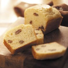 Ice Cream Bread Recipe from Taste of Home -- shared by Katherine Kuehlman of Greenville, South Carolina