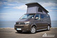 This is also my van! T5 Camper