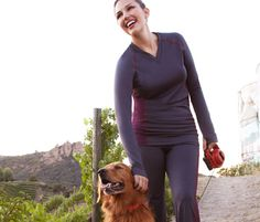The Best Plus-Size Apparel for Active Women // Becky Reese Carol Top c Becky Reese