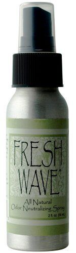 Fresh Wave Travel Size Spray - 2oz by Fresh Wave. $5.50. The most immediate way to eliminate odors. Fresh Wave is an odor neutralizer you can safely use in your home, around children and pets, in the car, office, or wherever you travel. Spray into the air, on the pet bed, or furniture, into the waste can, even