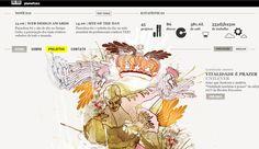 Há pouco menos de um ano e meio, o estúdio Pianofuzz iniciava suas atividades criativas, desenvolvendo projetos de ilustração, identidade visual, editorial e web. Formado pelos designers gráficos M…