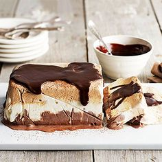 Tiramisu Semifreddo From Better Homes and Gardens, ideas and improvement projects for your home and garden plus recipes and entertaining ideas.