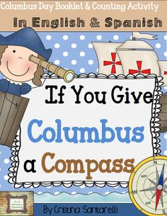 A is for Adventures of Homeschooling: Columbus Day Activities!
