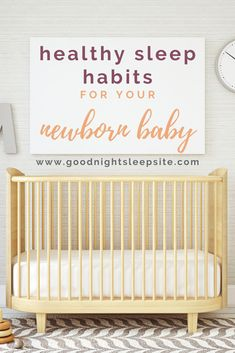 Most of us assume that newborns sleep a lot, and that it's the parents who don't due to the frequent feedings. But, what happens when your newborn doesn't sleep so easily? And if they do sleep, how long will that last and are there things we can do now, to help set our little ones up for long term healthy sleep success? Here are the steps you can take to create healthy sleep habits for your newborn