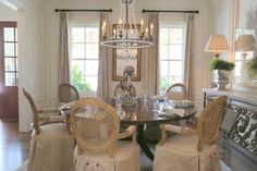 alabaster dining room