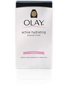 Olay Original- doesn't bother my skin (I break out easily) and very good at moisturizing.