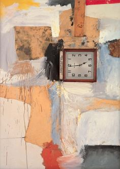 Third Time Painting | Robert Rauschenberg Foundation