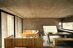 Image detail for -Concrete House Plans / Forest Landscape Design in Argentina : Concrete ...