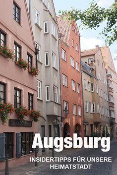 Augsburg ist eine kleine Stadt in der nähe von München im beschaulichen Bayern. Seit über 25 Jahren ist sie außerdem unsere Heimat. In diesem Beitrag findet ihr die schönsten Sehenswürdigkeiten, Hotels, Restaurants und Infos für euren Städtetrip. Ihr werden ganz viele Insidertipps finden... versprochen! (Fuggerei, Altstadt, Maxstraße, Dom)