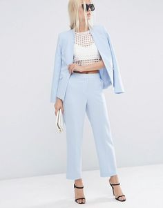 ASOS | ASOS Textured Slim Trouser