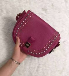 Mulberry Spring Summer 2015 Catwalk Collection Outlet UK-Mulberry Small Tessie Satchel with Rivets Rose