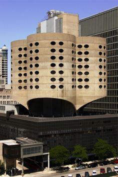 Demolition Time Lapse Prentice Women's Hospital in Chicago