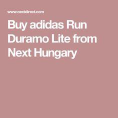 Buy adidas Run Duramo Lite from Next Hungary