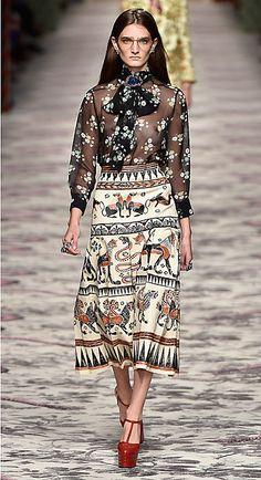 Gucci catwalk