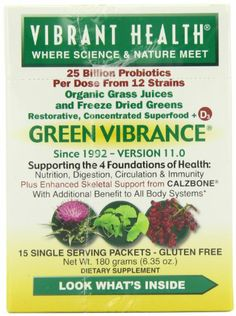 Vibrant Health Green Vibrance, 15 Single Serving Packets Vibrant Health,http://www.amazon.com/dp/B003O1ROY2/ref=cm_sw_r_pi_dp_suBytb0SQ1FY2HFF