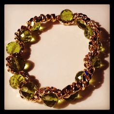 Green chain - click picture to purchase! - $32
