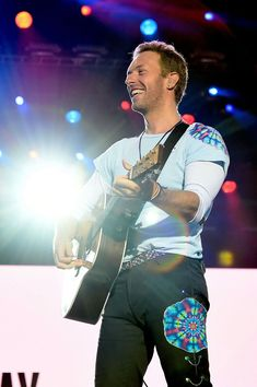 Chris Martin - INFP Personality Type